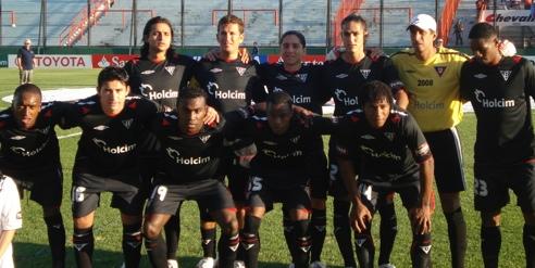 Liga de Quito Campeón de América
